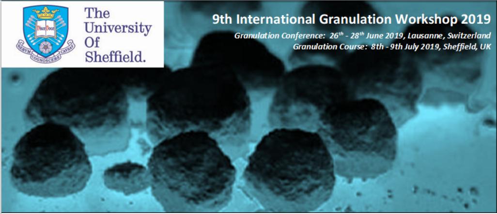 9th Granulation Workshop