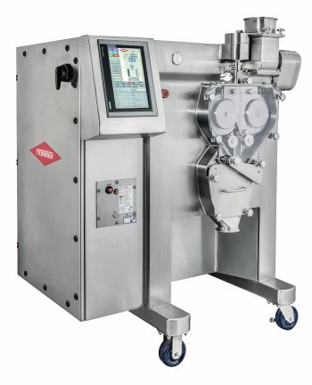 CCS 320 Roller Compactor for Dry Granulation