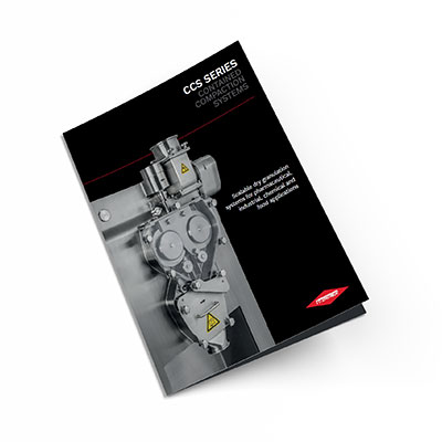 Download the CCS Roller Compactor Brochure