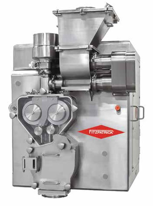 Fitzpatrick CCS Roll Compactor for Nutraceuticals